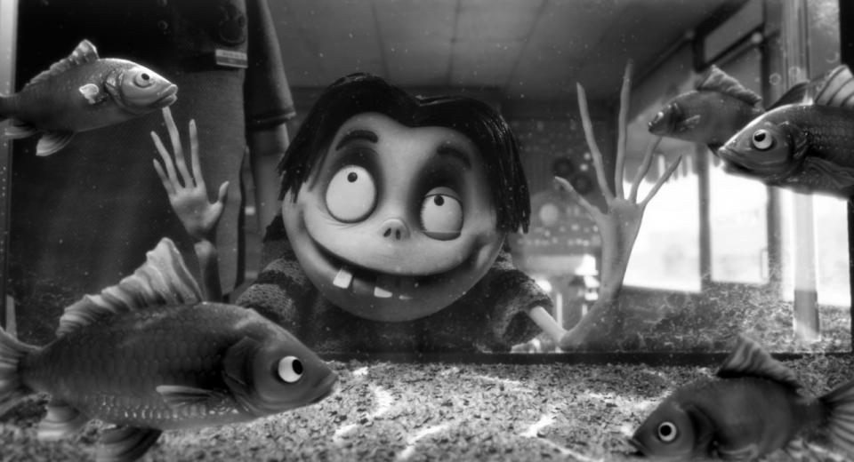 Frankenweenie 3D - 4-Disc Combo Blu-ray Review
