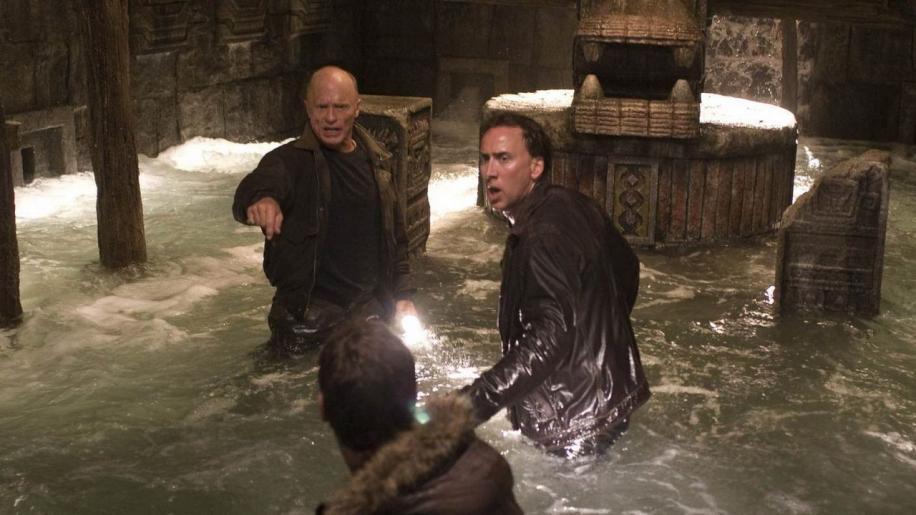 National Treasure: Book of Secrets Movie Review