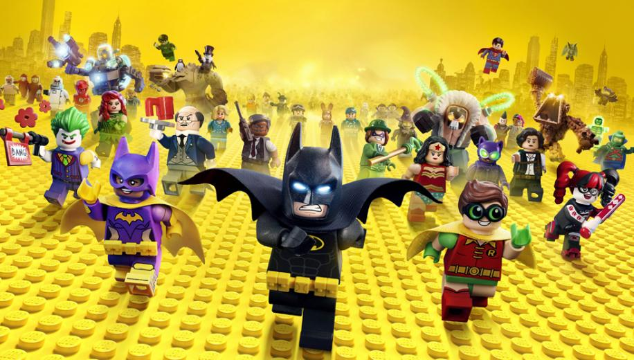 The LEGO Batman Movie Ultra HD Blu-ray Review