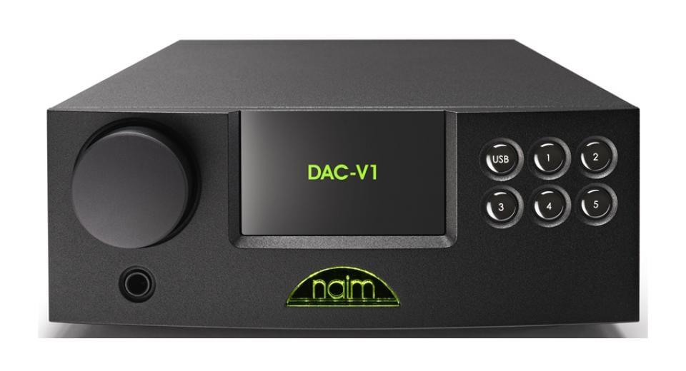 Naim DAC-V1 Digital to Analogue Converter Review