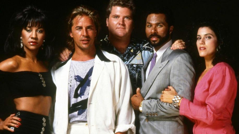 Miami Vice : Season Two DVD Review