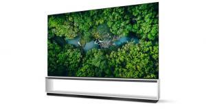 LG large screen OLED TV targets raised