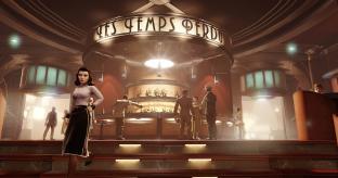 Bioshock Infinite: Burial at Sea - Part 1 PC Review