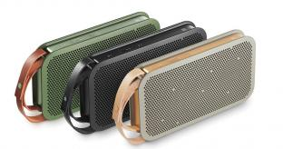 B&O launch A2 portable Bluetooth speaker