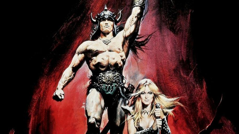 Conan The Barbarian: 2 Disk Special Edition DVD Review