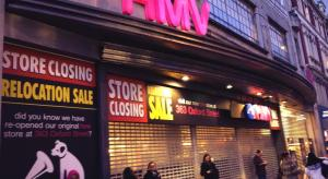 HMV In Administration For The Second Time In Six Years
