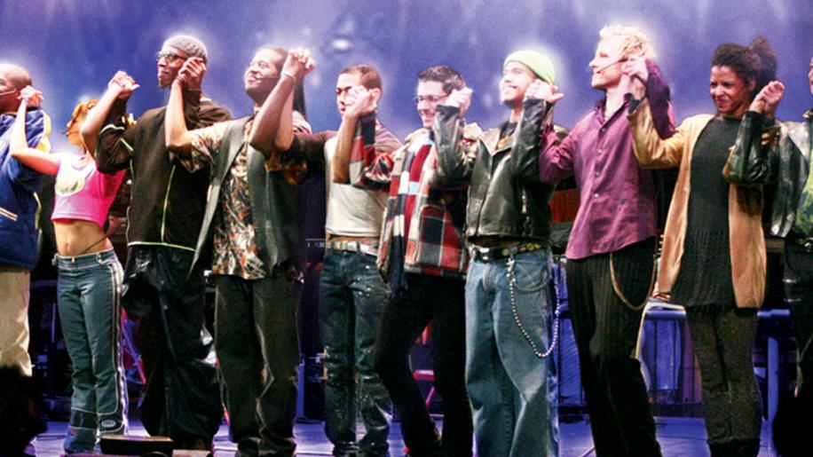 Rent: Filmed Live on Broadway Movie Review