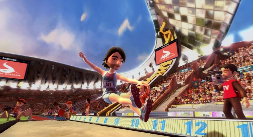 Kinect Sports Xbox 360 Review