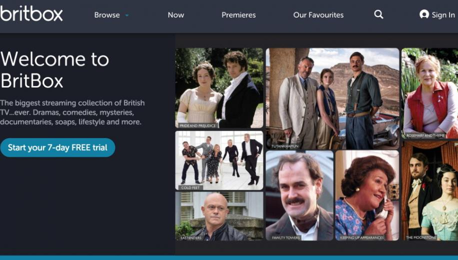 BritBox secures first distribution partners ahead of launch