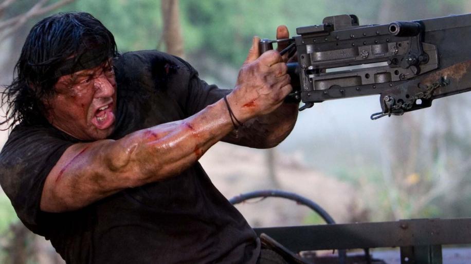 Rambo Movie Review