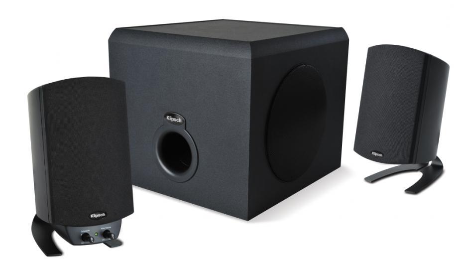 Klipsch announces ProMedia 2.1 BT speaker set