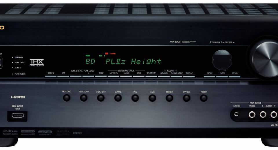 Onkyo TX-SR608 AV Receiver Review