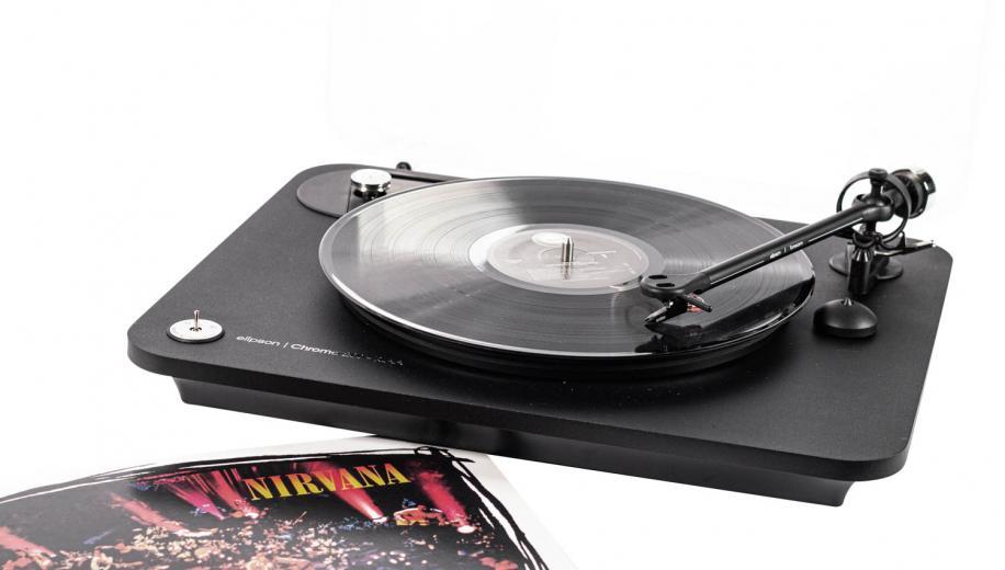 Elipson Chroma 200 RIAA BT Turntable Review