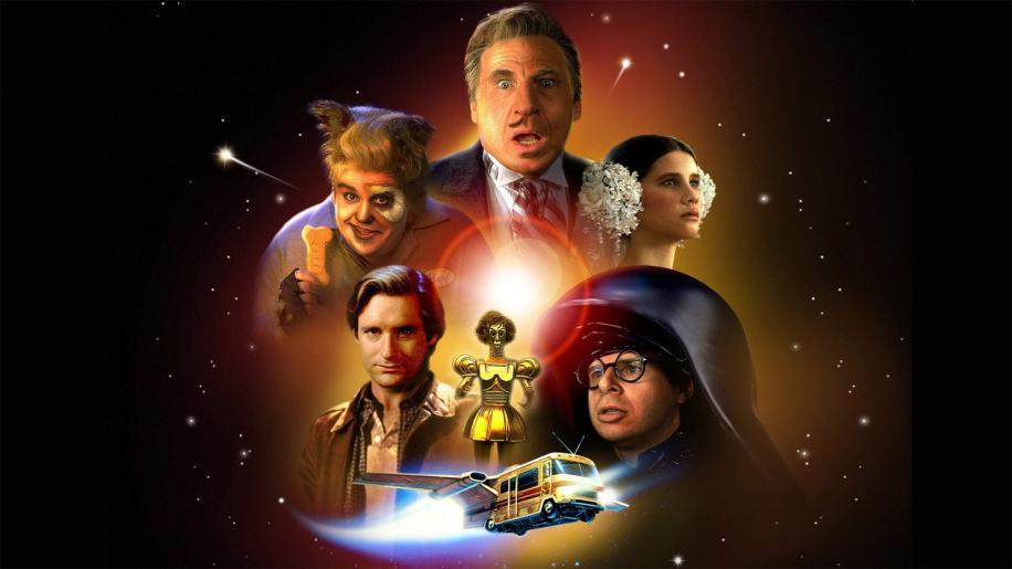 Spaceballs DVD Review