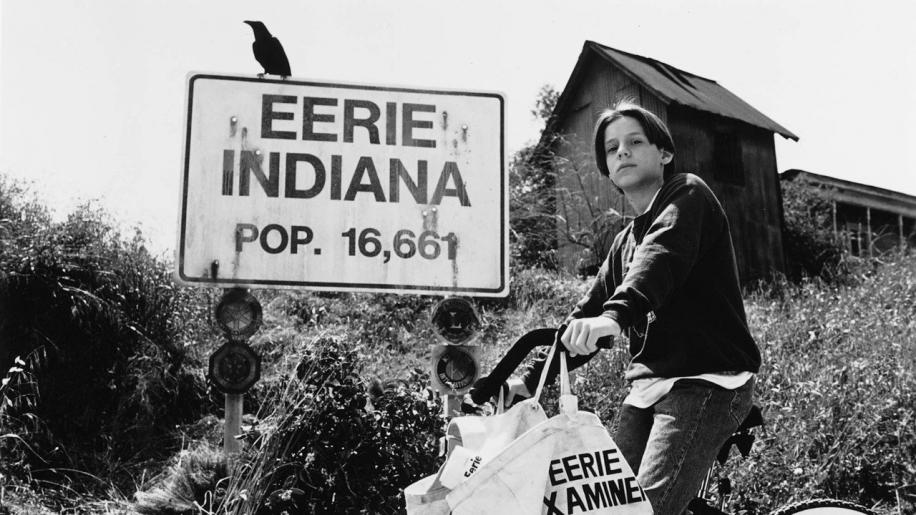 Eerie Indiana DVD Review