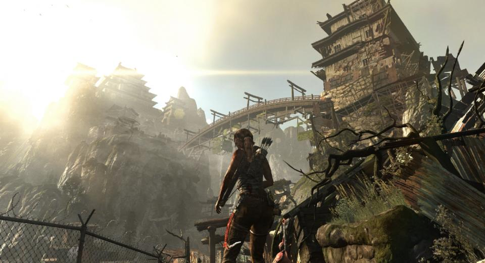 Tomb Raider PS3 Review