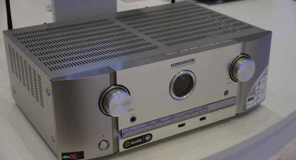 Marantz launch new AV Receivers with Dolby Atmos & DTS:X