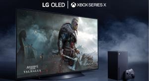 LG OLED TVs official Xbox Series X partners