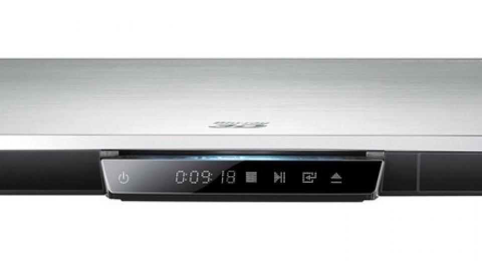 Samsung BD-D6900 3D Blu-ray Player Review