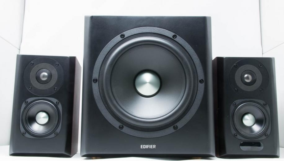 Edifier S350DB 2.1 Speaker System Review
