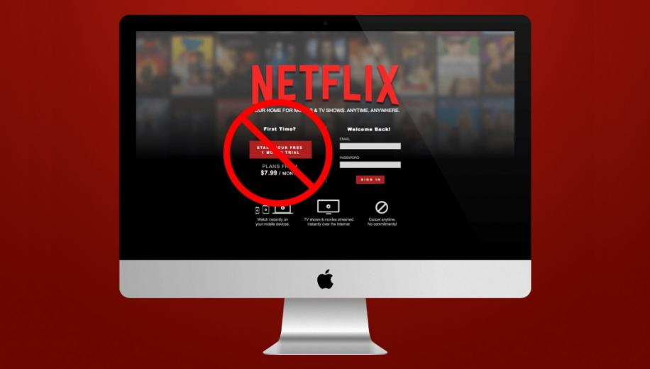 Netflix UK free trials come to an end
