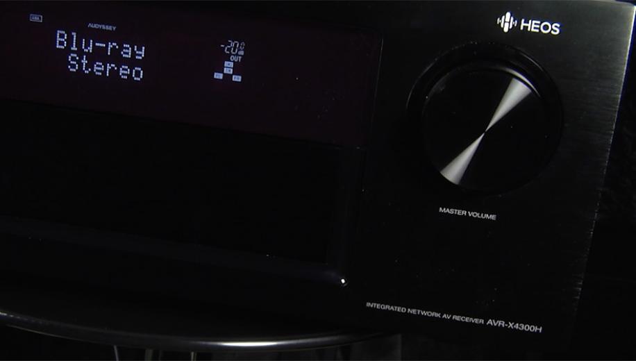 Denon AVR-X4300H 9.2 Channel AV Receiver Review