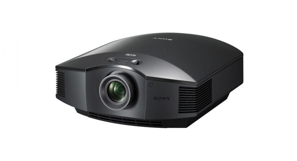 Sony VPL-HW15 SXRD HD Projector Review