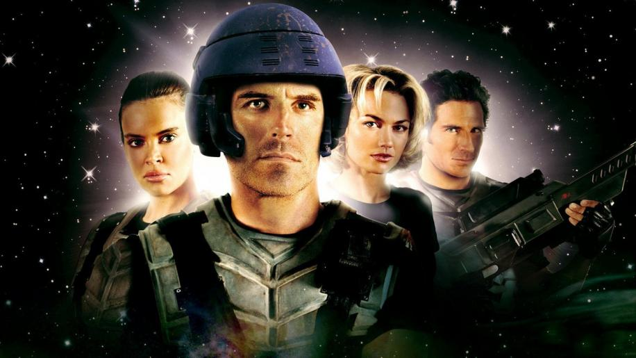 Starship Troopers 2: Hero Of The Federation: Special Edition DVD Review