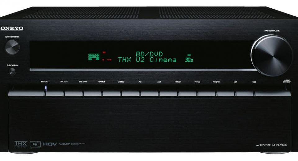 Onkyo TX-NR5010 AV Receiver Review