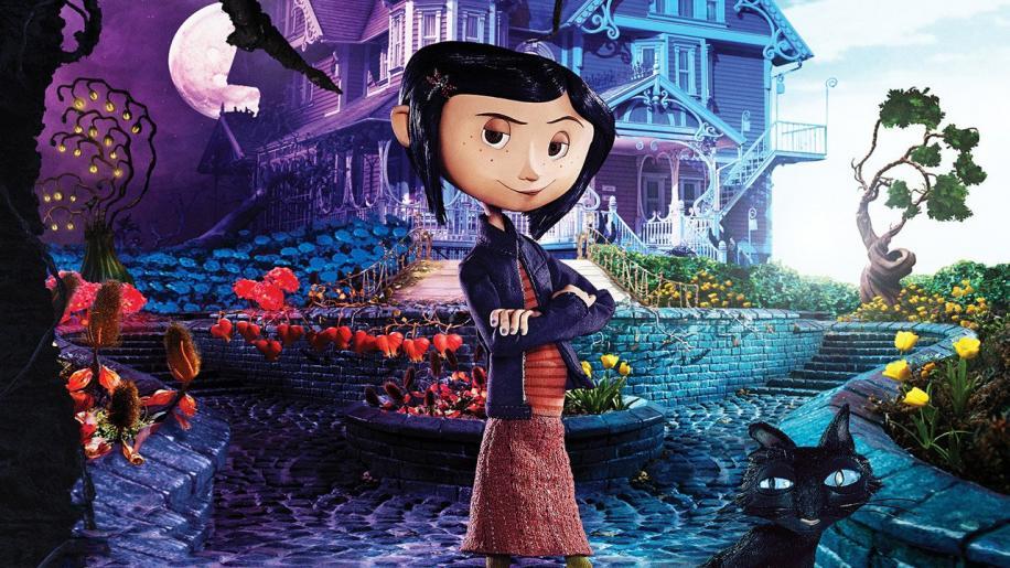 Coraline Movie Review