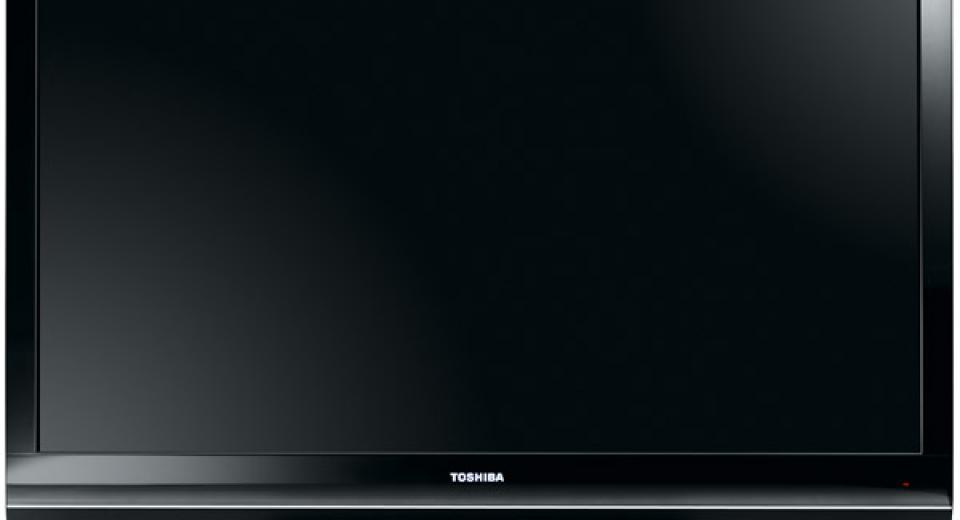 Toshiba XV635 (46XV635) LCD TV Review
