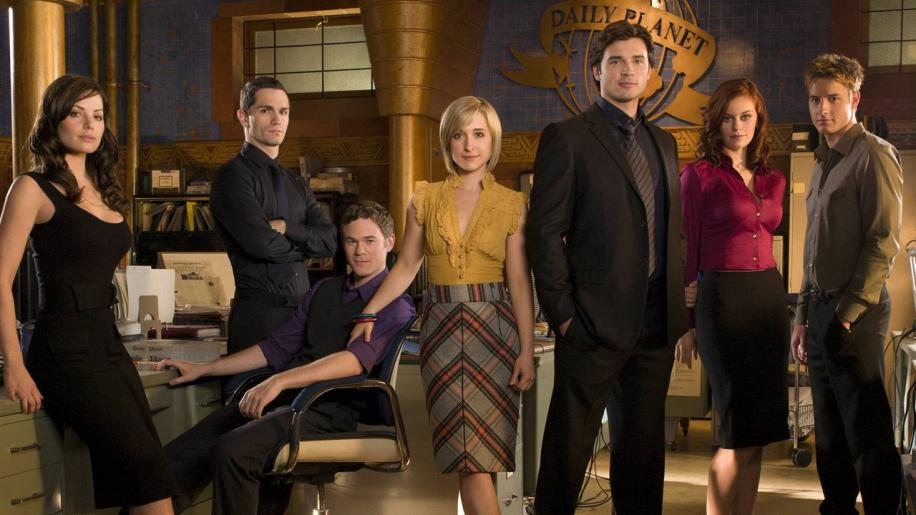 Smallville: The Complete Fourth Season DVD Review