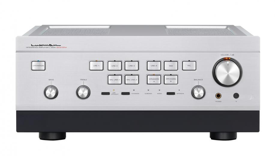 Luxman launches L-595A SE integrated amplifier
