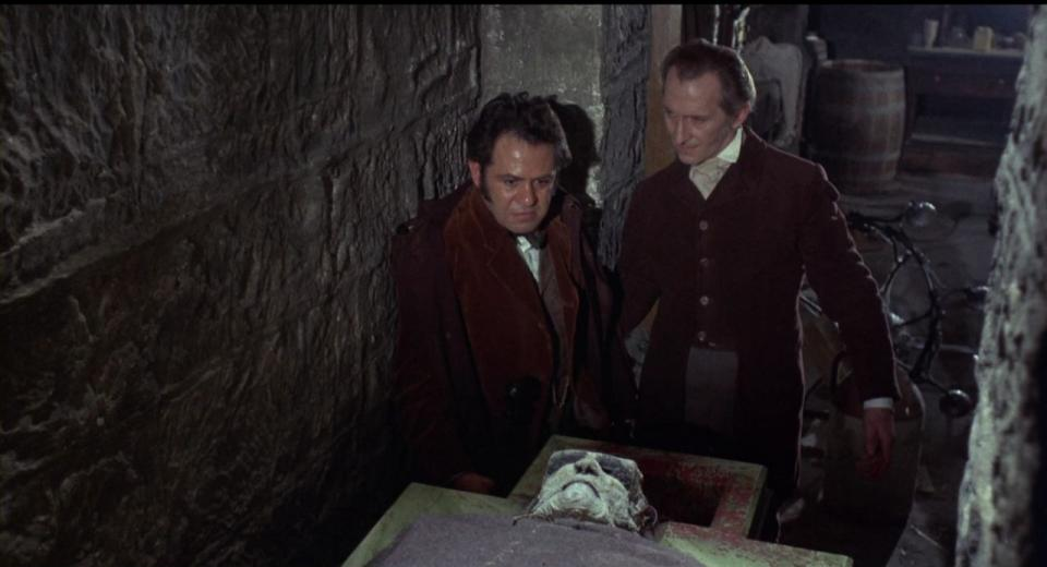 The Evil of Frankenstein Blu-ray Review