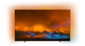 Philips 804 OLED TV series to debut in US during 2020