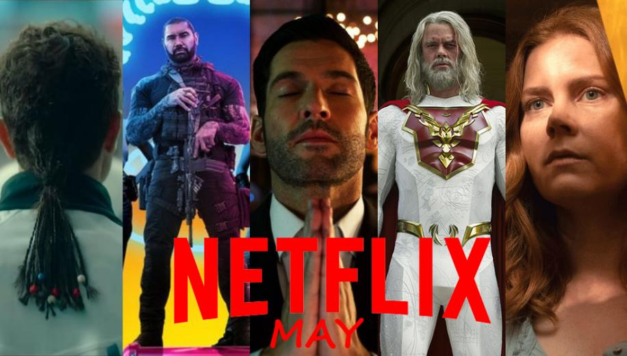 What's new on Netflix UK for May 2021