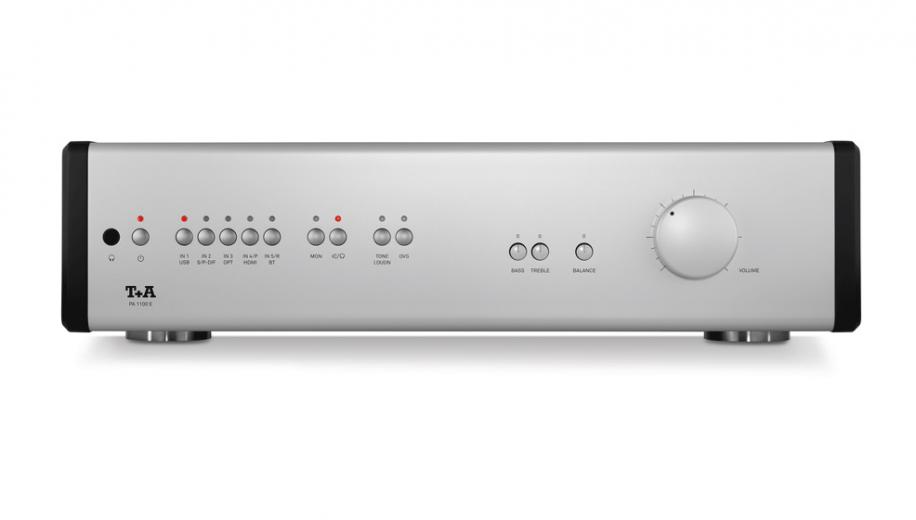 T+A expands E-Series with PA 1100E integrated amplifier