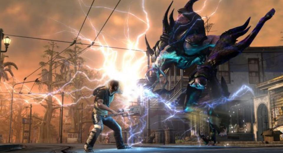inFamous 2 PS3 Review