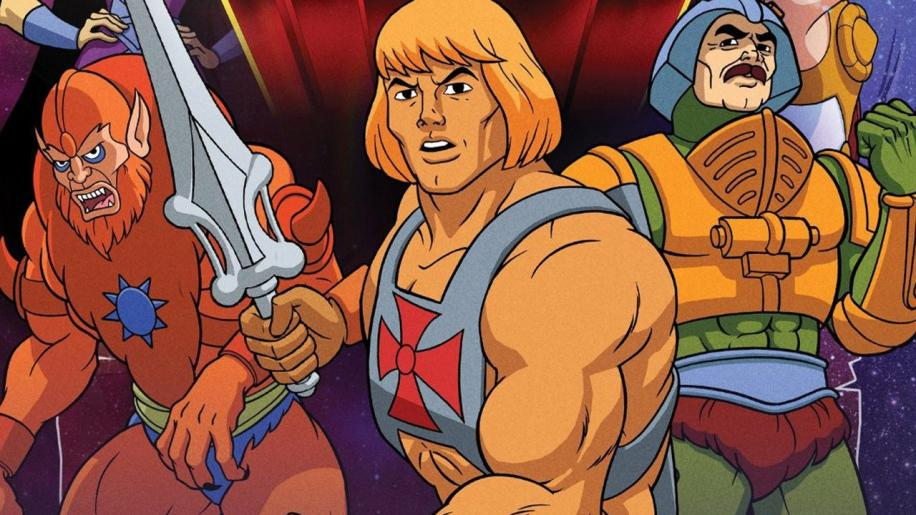 He-Man And The Masters Of The Universe: Season 1 DVD Review