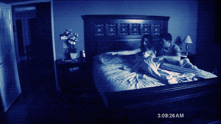 Paranormal Activity Movie Review