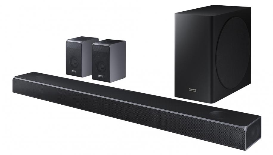 Home Entertainment System Wireless Surround Sound Speakers Theater Set Bluetooth