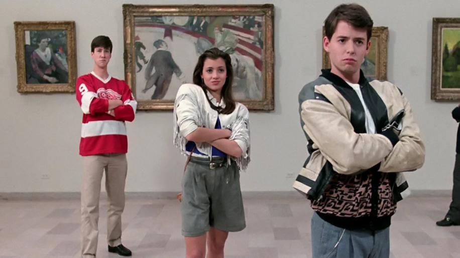 Ferris Buellers Day Off, Bueller, Bueller Edition DVD Review