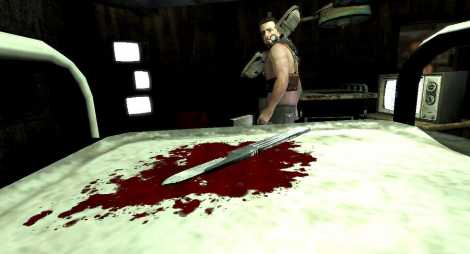 SAW II: Flesh and Blood Xbox 360 Review