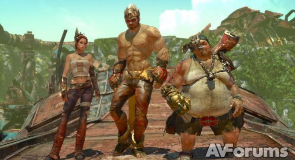 Enslaved: Odyssey to the West Xbox 360 Review