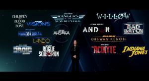Disney announces Star Wars, MCU expansion plus huge production slate