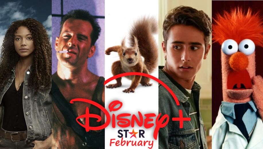 What's new on Disney+ UK for February 2021