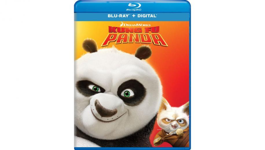 Kung Fu Panda Blu-ray Review