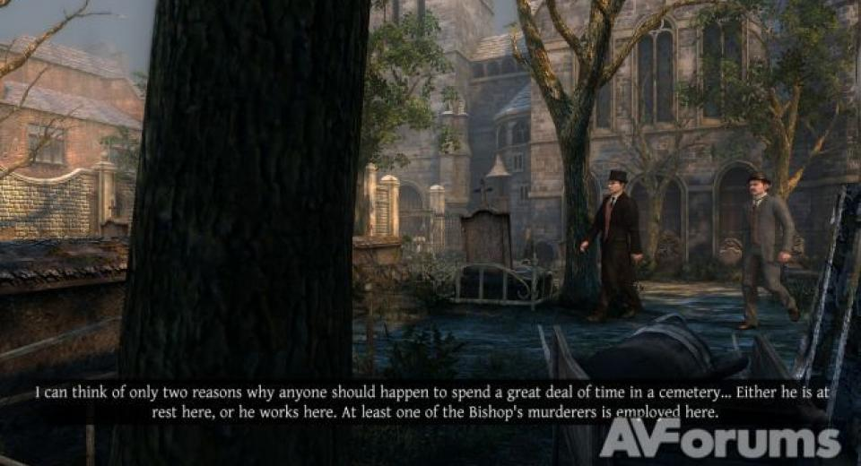 The Testament of Sherlock Holmes PC Review
