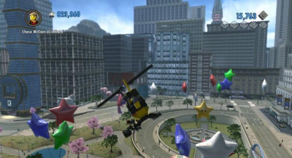 LEGO City Undercover Wii U Review
