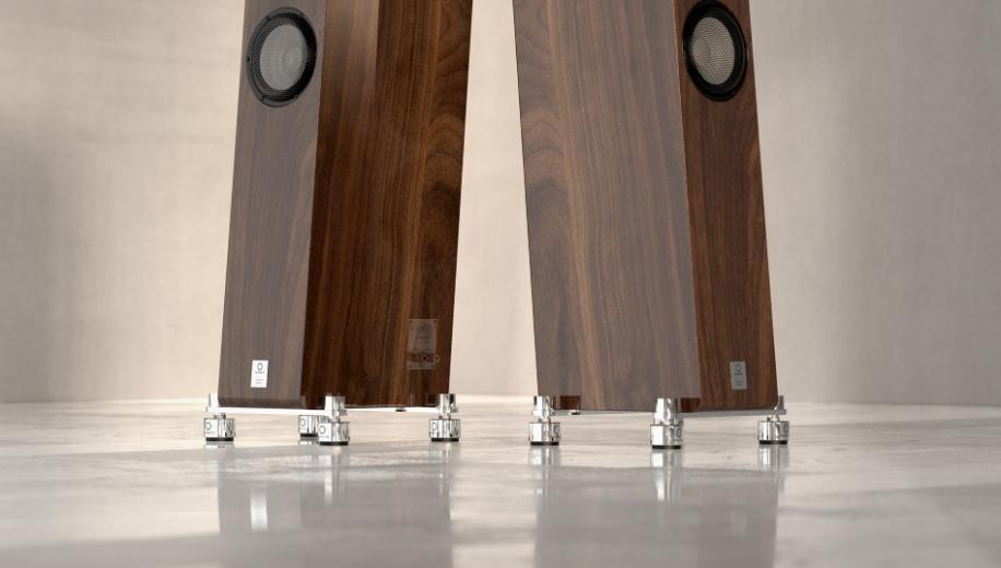 Marten unveils Parker series speakers with isolators